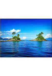 Jogo Americano Decorativo, Criativo E Descolado | Ilhas Em Angra Dos Reis, Rj - Tamanho 30 X 40 Cm