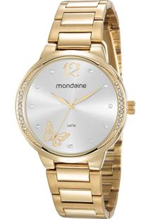 Relógio Mondaine Feminino 53758Lpmvde1