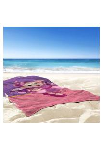 Toalha De Praia / Banho Alegra - Produto Licenciado Único