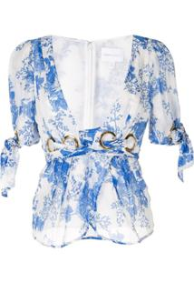 Alice Mccall Blusa Only Everything - Branco