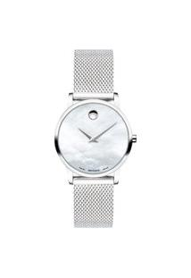 Relógio Movado Feminino Aço - 607350