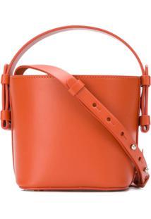 Nico Giani Bucket Tote Bag - Amarelo