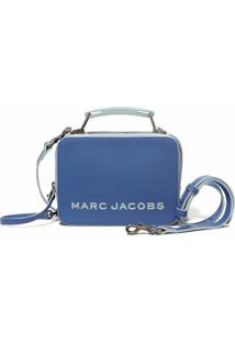 Marc Jacobs Bolsa Transversal The Textured - Azul