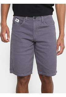 Bermuda Jeans Hang Loose Walk Masculina - Masculino