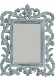 Espelho Casa Da Mãe Joana Siena Dourado