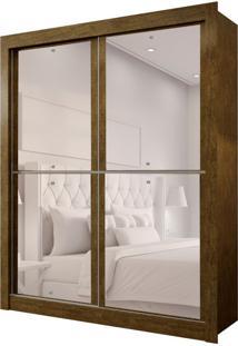 Guarda-Roupa Solteiro Com Espelho Milan New Ii 2 Pt 2 Gv Ypê