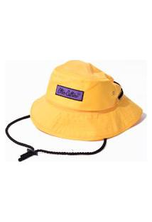 Bucket Other Culture Smile Amarelo