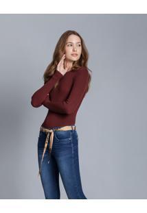 Calça Skinny Sirena Cinto Esthetic Jeans - Lez A Lez