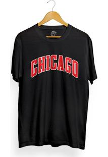 Camiseta Bsc Chicago - Masculino-Preto