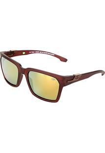 Óculos De Sol Mormaii M0057J5596 Las Vegas Masculino - Masculino-Vermelho