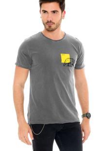 Camiseta Lavish Urso Constelação Cinza