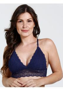 1b588a184bc Plus Size Renda Sem Bojo feminino