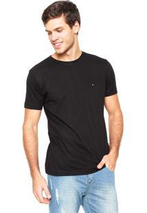 Camiseta Tommy Hilfiger Lisa Preta