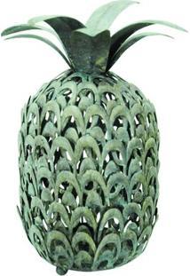 Luminária Adorno Tahiti Grande - Unissex-Verde