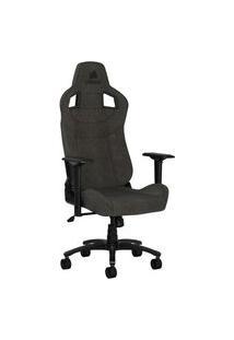Cadeira Gamer Corsair T3 Rush, Carvão - Cf-9010029