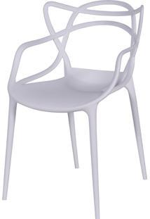 Cadeira De Jar Solna Or-1116 – Or Design - Branco