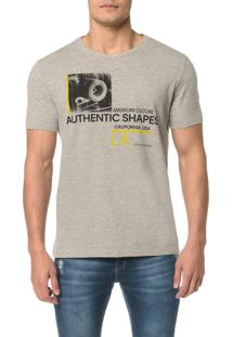 Camiseta Ckj Mc Estampa Skate Authentic - Pp