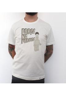 Peruca - Camiseta Clássica Masculina