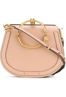 Chloé Clutch 'Nile' - Neutro
