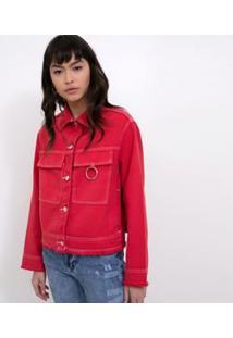 Jaqueta Color Jeans