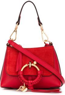 See By Chloé Joan Cross Body Bag - Vermelho