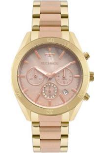 e5ab651598f Zattini. Relógio Manual Feminino Dourado ...