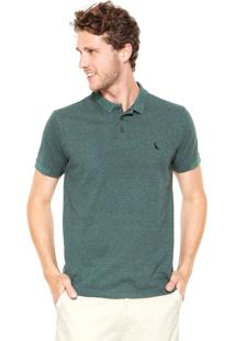 Camisa Polo Reserva Pista Verde