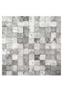 Papel De Parede Autocolante Rolo 0,58 X 3M - Pedras 0120