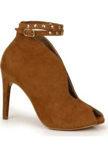 Ankle Boots Lara Caramelo Caramelo