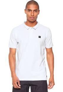 Camisa Polo Oakley Atiba Branca