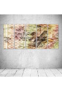Quadro Decorativo - Art58 - Composto De 5 Quadros