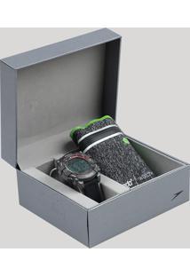 d80f767906f CEA. Kit De Relógio Digital Speedo Masculino ...