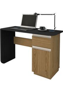 Escrivaninha Office Click 1 Gv Mel E Preto