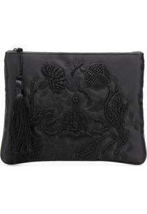 Vivienne Westwood Dolly Clutch Bag - Preto