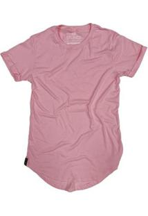 Camiseta Longline Stoned Lisa Masculina - Masculino