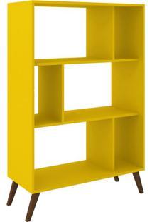 Estante Devdas Amarelo