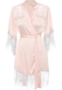 Robe Feminino Bianca - Nude