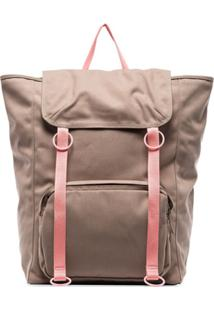 Raf Simons X Eastpak Two-Tone Backpack - Cinza