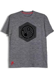 Camiseta Homem Formiga E A Vespa - Unissex-Cinza