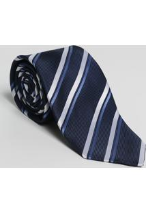 Gravata Listras Diagonal