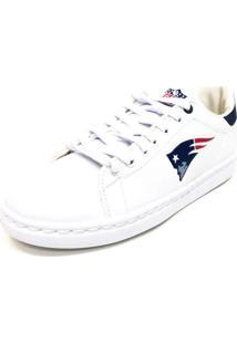 Tênis Edimagic New England Patriots Nfl