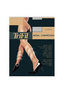 6e675ad45 ... Meia-Calça Média Compressão Trifil (W06388 6388) Fio 40