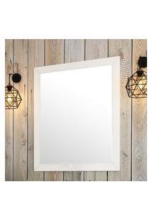 Espelheira Para Banheiro Bosi Provença 95X78Cm Branca