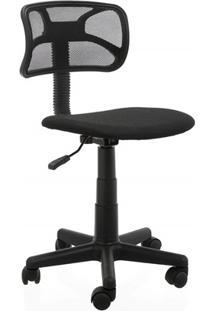 Cadeira Giratória Mark Iii 53X52X73Cm Preto