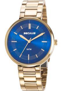 Relógio Seculus Feminino 23634Lpsvds1