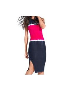 Vestido Midi Tie Dye Colcci 044.57.00209