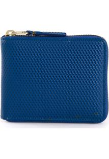 Comme Des Garçons Wallet Carteira Modelo 'Classic Wallet' - Azul
