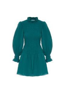Vestido Nikko - Verde