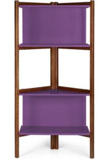 Estante Easy Roxo Laca M39