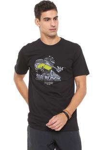 Camiseta Rusty Biglock Preta
